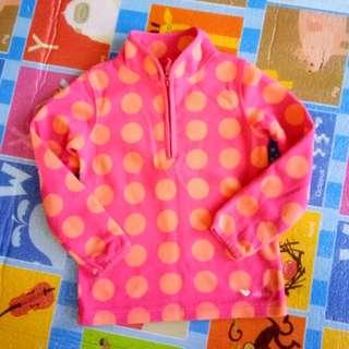 Osh Kosh Fleece Jacket (Size 5)