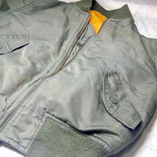 Alpha AirForce Flight Jacket