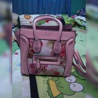 Tas Celine Pink