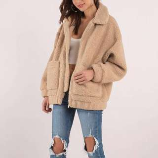 I AM GIA pixie coat XS