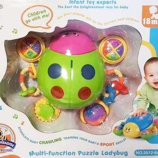 🌷倫瑀蓉媽咪生活小鋪🌷 全新寶寶聲光玩具