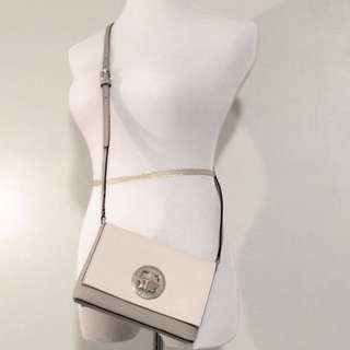 BNWT Kate Spade Newbury Lane Grey Crossbody + Dustbag