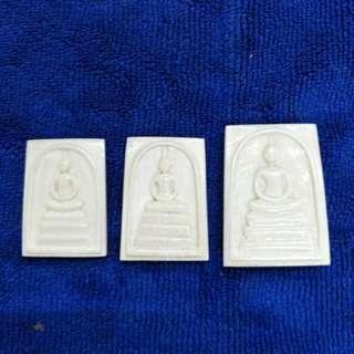 ck onn ivory somdej 2553 amulet