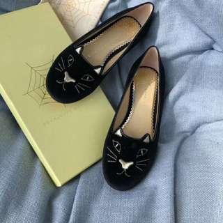 貓貓鞋Charlotte Olympia.