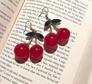 Bomb Cherry Earrings