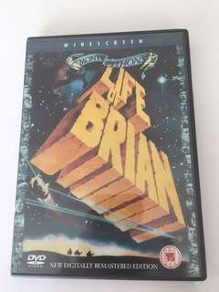 Life of brain dvd