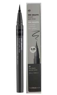 THE FACE SHOP Brush Pen Liner