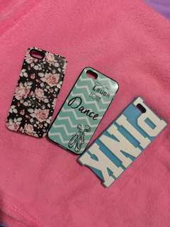 Iphone 5c cases (package)