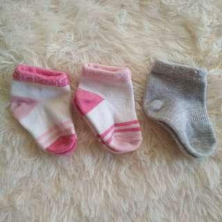 Bonds Socks 0-6M