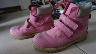 REPRICED!! Timberland Boots