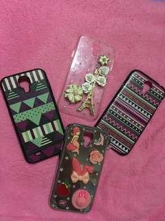 Samsung S4 cases (package)