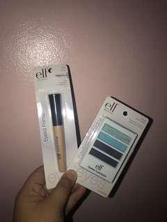 e.l.f Eyelid Primer and Flawless Eyeshadow
