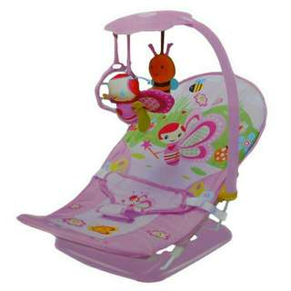 Baby bouncer Carter fold up infant seat