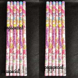 Little Twin Stars My Melody HB Pencil