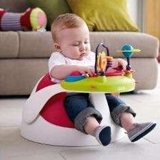 Mamas & Papas Baby Snug and Activity Tray Baby Chair