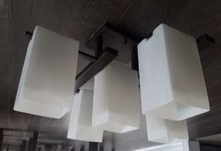 Ceiling mount lamp