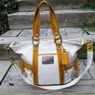 Authentic Coach Poppy Spotlight Bag
