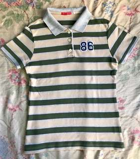 Penshoppe polo shirt for kids