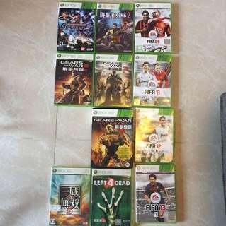 Xbox360遊戲碟