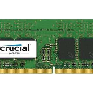 DDR4 16GB BRAND NEW CRUZIAL