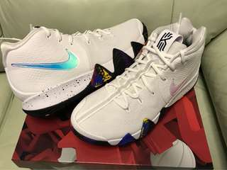 Nike Kyrie 4 March Madness Pack Sise US 9.5