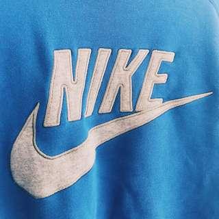 Vintage Nike Logo Crew Neck Jumper
