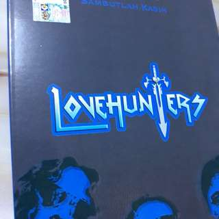 LOVEHUNTERS Sambutlah Kasih CD brand new