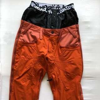 Descente Snowboard 褲