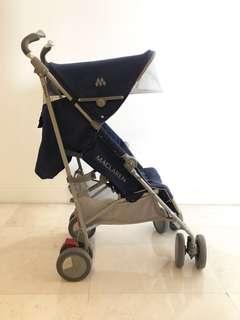 Maclaren Techno XT Stroller Dark Blue