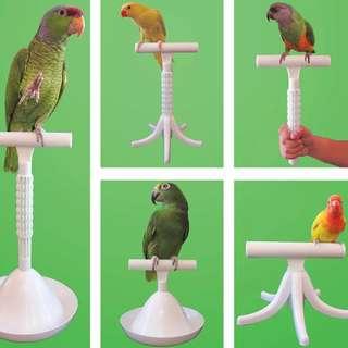 包順豐 CAITEC美國多功能鸚鵡鳥站架支架 適用中小型鸚鵡 多種自由組合