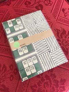 Kate's Paperie Notebook