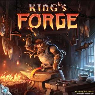 King's Forge By Nick Sibicky