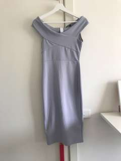 MISSGUIDED Lilac Dress