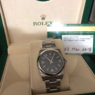 Rolex 116000 藍色