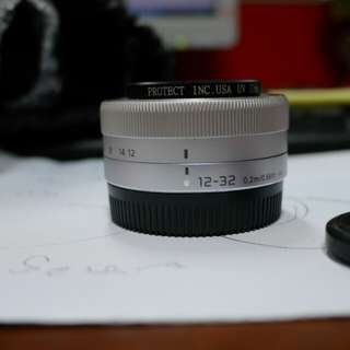 Panasonic lumix lensa 12-32mm kit