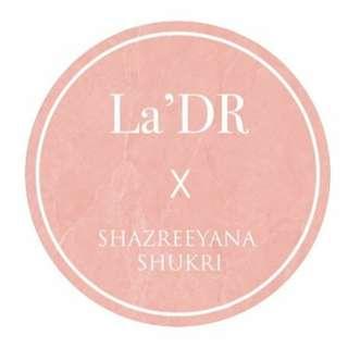 LA'DR X SHAZREEYANA SHUKRI | ANTI-ACNE STICK BLUSH
