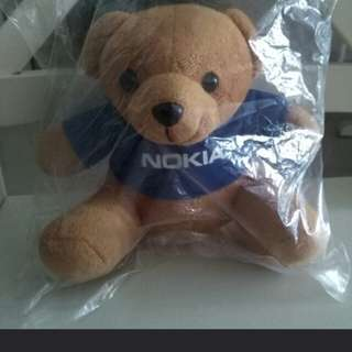 Nokia teddy bear - Limited edition