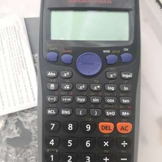 Casio fx-82ES PLUS calculator