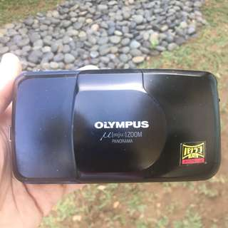 Olympus MJU Film Camera