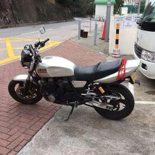 95'96 Yamaha XJR 400