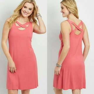 Maurices Swing Dress