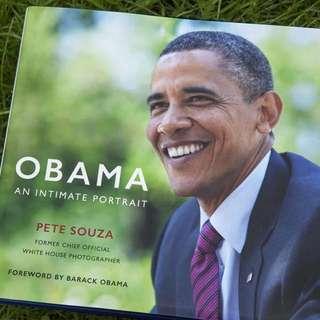 Obama: An Intimate Portrait AUTOGRAPHED