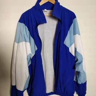 VINTAGE Oversized Sports Spray Jacket