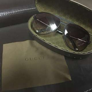 Original Authentic Gucci Sunglasses