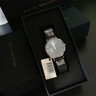 Daniel wellington 32mm ashfield