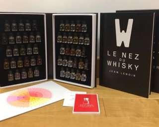 Le Nez du Whisky - 54 Aromas Nosing Kit (English Version)