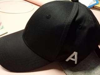 黑色 cap帽
