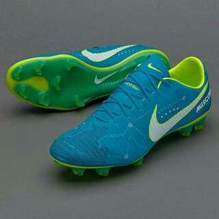 Nike Mercurial Vapor XI Neymar Blue Orbit Soccer