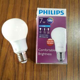 Philips LED Bulb 7w (EL)