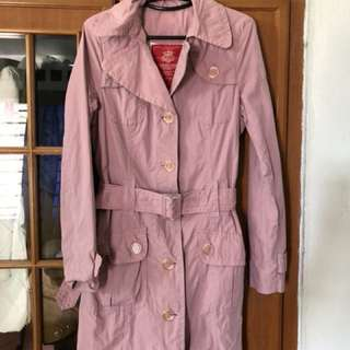 Esprit Trench Coat / Size XS / Used one time